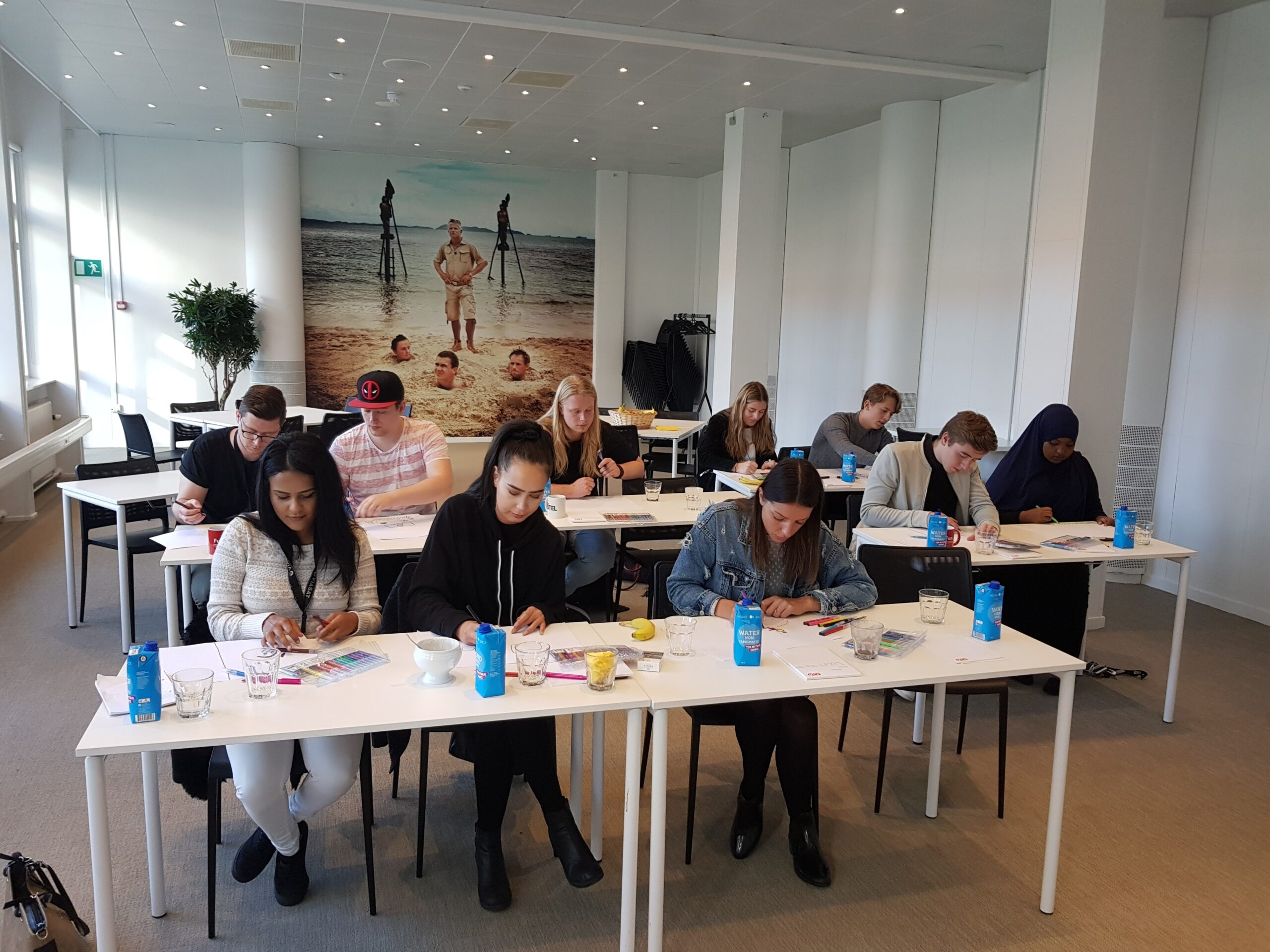 workshop og coaching arbejde