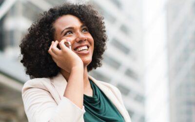Sådan giver du en god kundeservice-oplevelse på telefonen